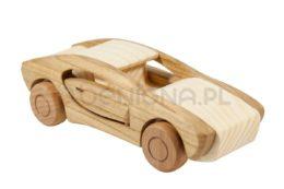 """Samochód zdrewna """"BMW M1"""""""