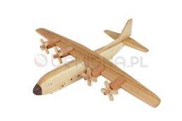 Samolot zdrewna