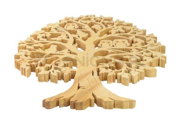 Dekoracyjne drzewo z sowami